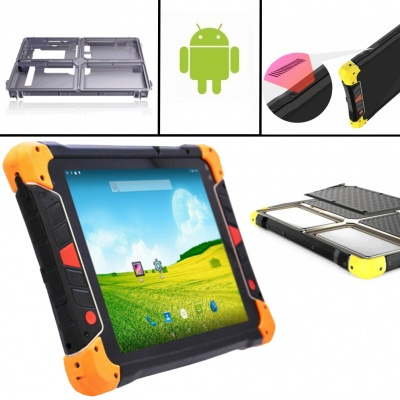 KT80 Tablet rugged Android 2D