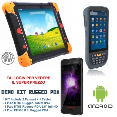 Palmari Rugged DEMO KIT